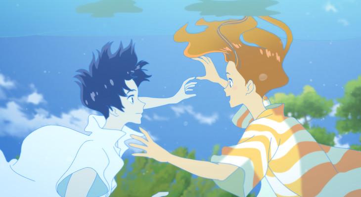 Ride Your Wave, by filmmaker Masaaki Yuasa./ Annecy Festival
