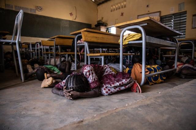 Burkina Faso: Dori, ultime refuge face à la terreur