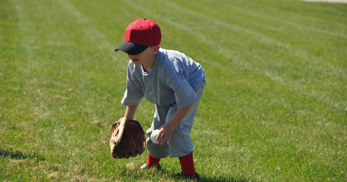 Throwing Outfielder Baseball