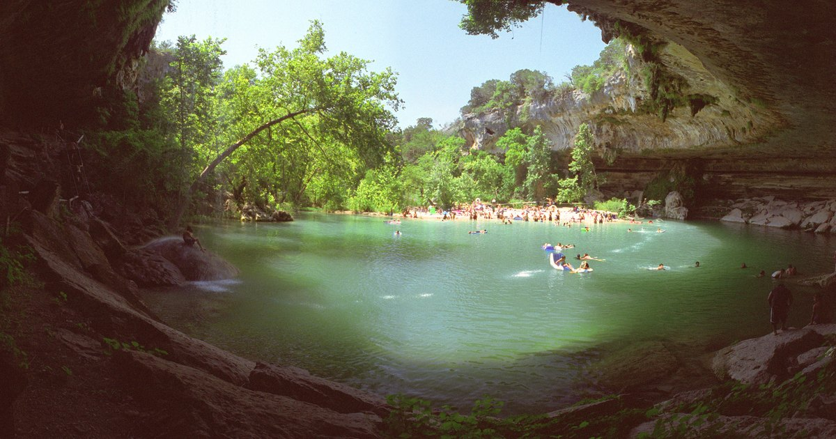 Beaches In Austin Texas