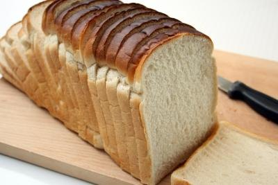 Refined grains such as white bread give your body a sugar rush just like sweets.