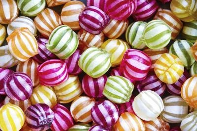 Candy and sweets are empty calories.