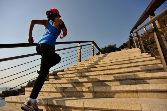 Stairs Pic Running Fitness