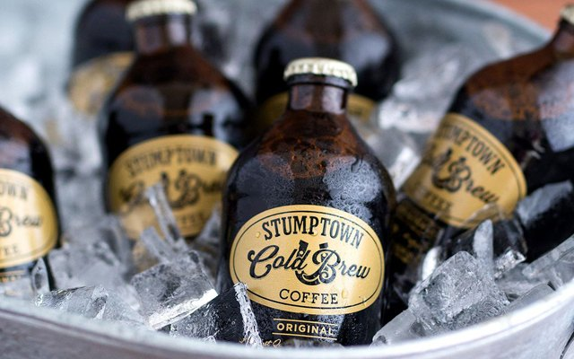 Stumptown began selling packaged cold-brew coffee in 2011.