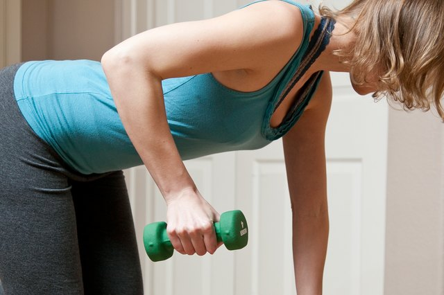 How To Exercise Teres Major And Minor Muscles Livestrong Com
