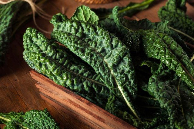 Fill your diet with foods rich in folate, including kale, broccoli, lentils and beans.