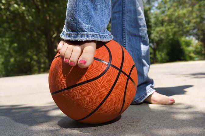 Toenail Soreness & Playing Basketball