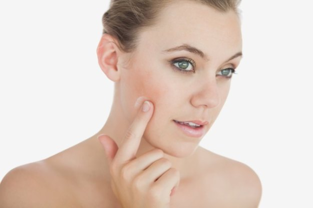 Image result for female model with large pores