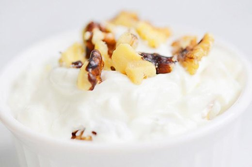 10. Walnut Yogurt Breakfast