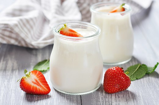 4. European-Style Yogurt