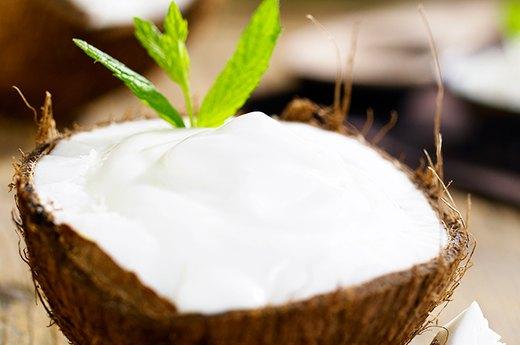 8. Almond- or Coconut-Milk Yogurt
