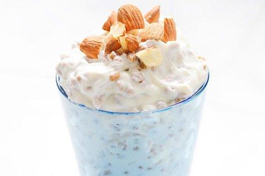 5. Almond Bran Crunch