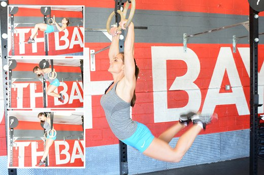 9. The Muscle-Up