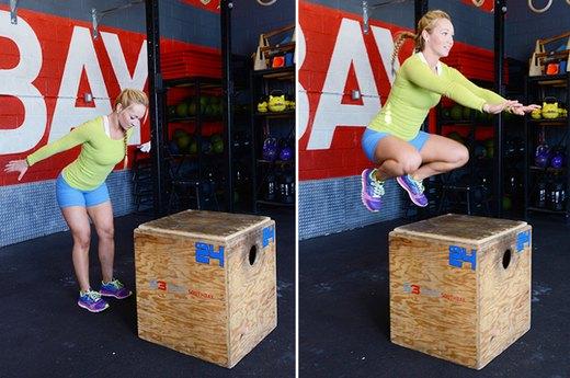 1. The Box Jump