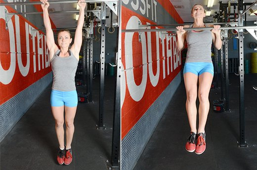 10. The Chest-to-Bar Pull-Up