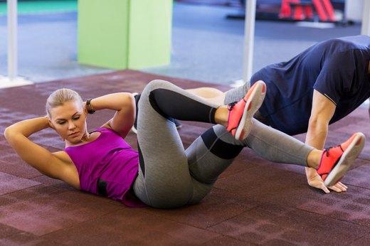10. Oblique Workout