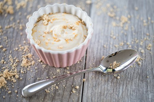 3. Peanut Butter Greek Yogurt(125 calories)