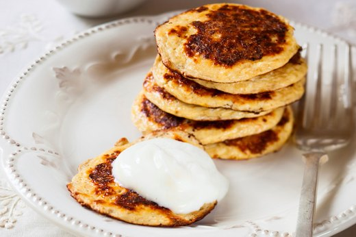 3. If You Like Pancakes … Try Cottage Cheese Protein Pancakes