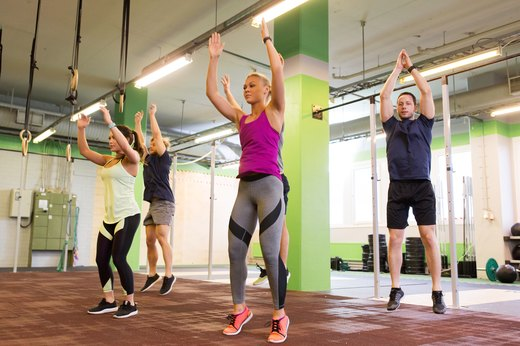5. Burpees Exercise