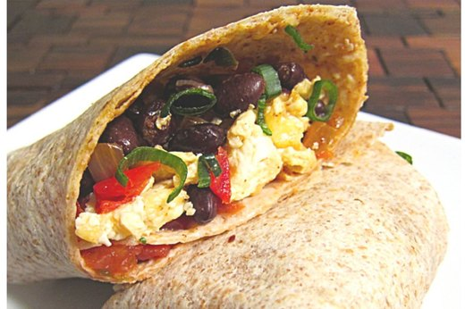 4. If You Like Frozen Breakfast Sandwiches…Try Egg Burritos
