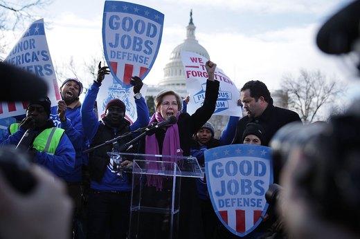 6. Senator Elizabeth Warren, 67