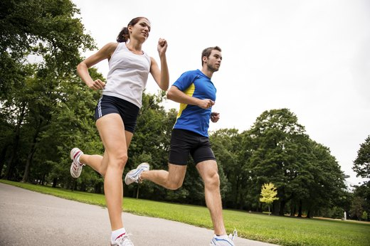 One Advantage of Outdoor Running: Avoiding The Boredom Factor
