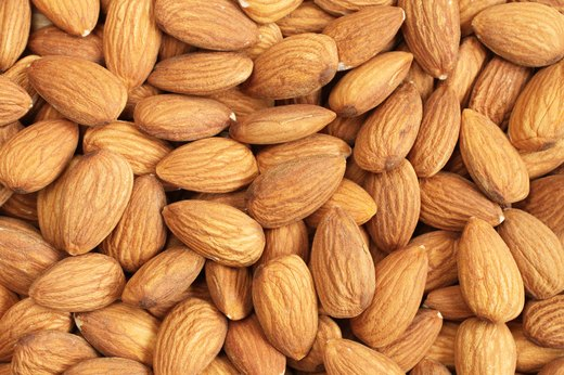 20. Almonds