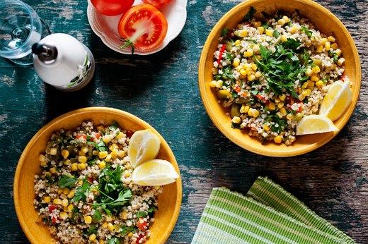 7. Quinoa