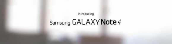 [Video] GALAXY Note 4官方介紹影片:特色功能詳細拆解!