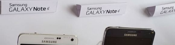 [Mobile] Samsung GALAXY Note 4 四色實機直擊!