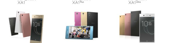 [Mobile] Sony Mobile 推出全新超級中階機 Xperia XA1 Plus,10月3日正式發售,單機售價新台幣 11,900元!