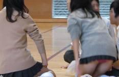 【校内盗撮】同級生が流出させたJK盗撮画像がリアルでよろしいやんwww