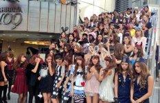 例年通り盛り上がった感じの渋谷ハロウィンに訪れた仮想ギャル画像