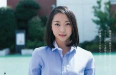 新体操日本代表の美少女 畠山愛理が私服でブラチラの瞬間