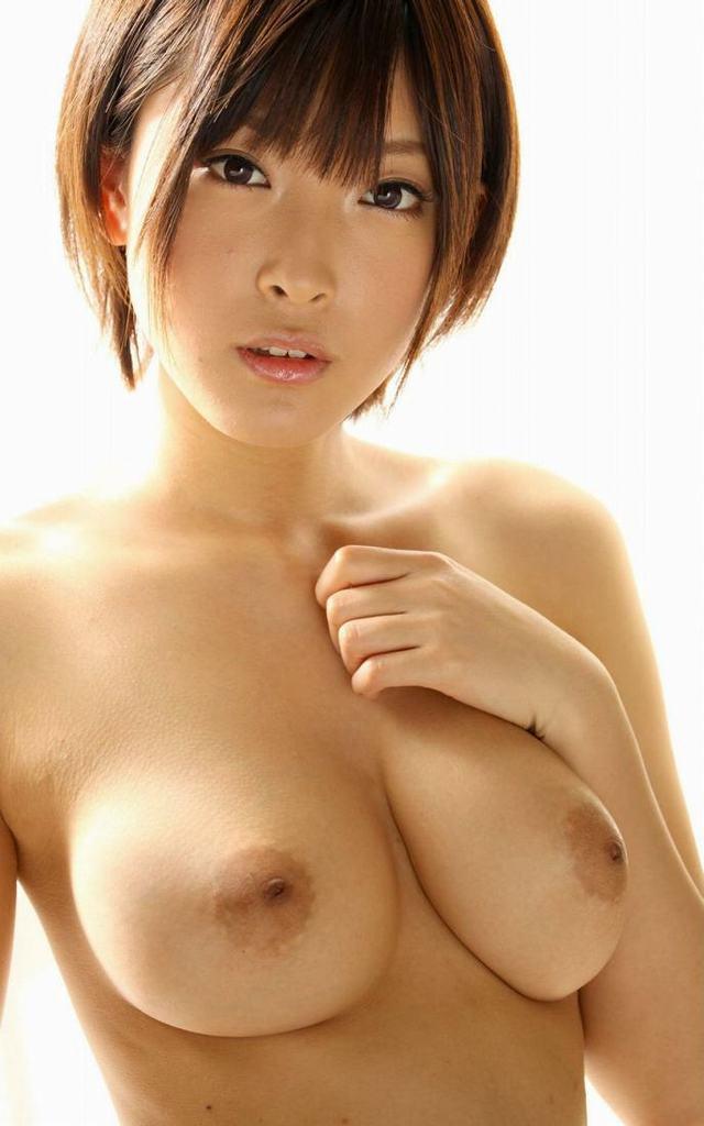 オトコ受けNo.1ショートボブの美少女ヌード図鑑Vol.31