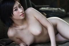 オトコ受けNo.1ショートボブの美少女ヌード図鑑Vol.3