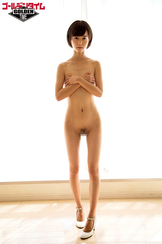 【GIF】ウエスト53cm!極細の美少女、観月ひかるを限界までイカせた結果w1
