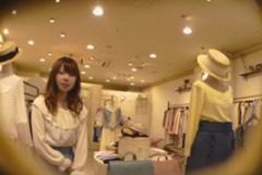 癒し系の店員さん 鬼畜ストーカーに粘着されパンチラ逆さ撮りされた証拠映像