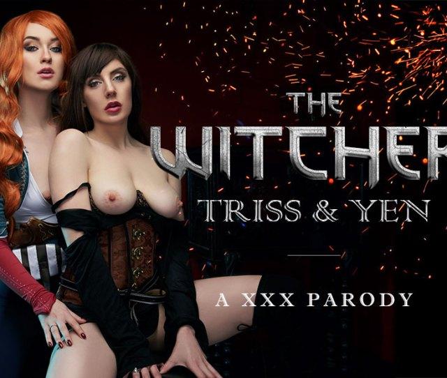 The Witcher Yen Triss A Xxx Parody Lesbian Vr Porn Video