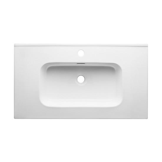 Mobile Bagno Giusy Da 60 70 80 Cm 4 Colori 2 Ante O 2 Cassetti Lavabo In Ceramica E Specchio