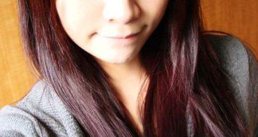 過年頭髮就是要紅通通-櫻桃酒紅色