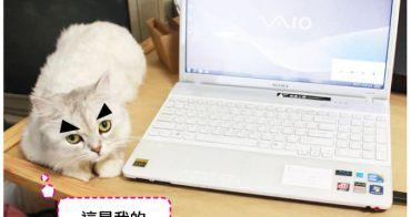 [好物] 我的生財工具-VAIO超大螢幕筆電