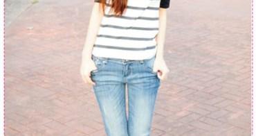 [穿搭] 腿無限伸長!小奢華感之版型超好看的5件牛仔褲分享