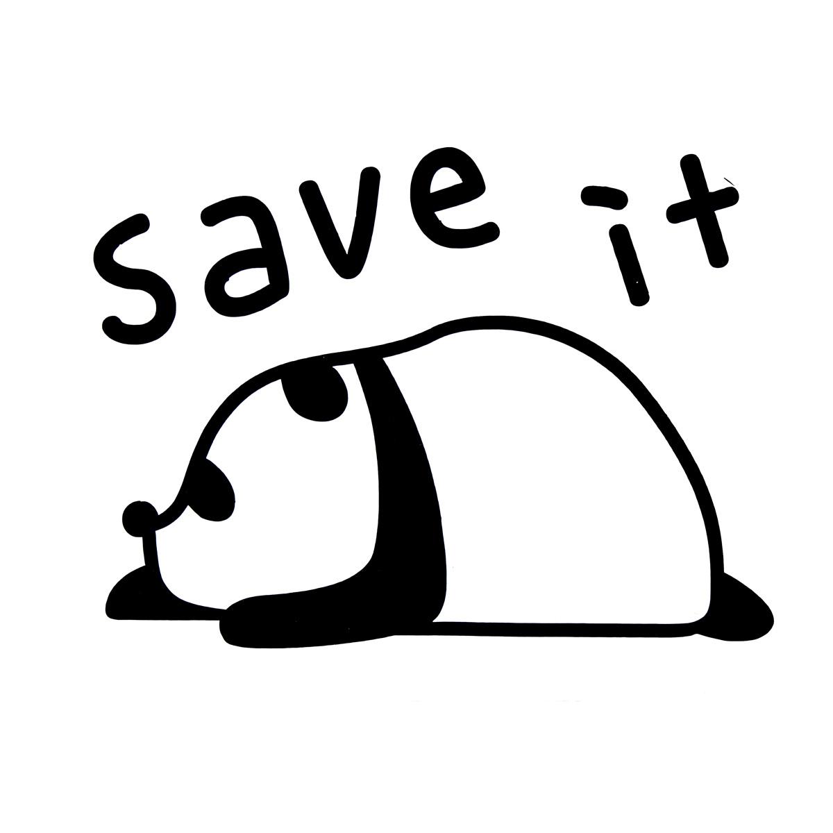 1set 6pcs Removable Cute Panda Series Light Switch Vinyl