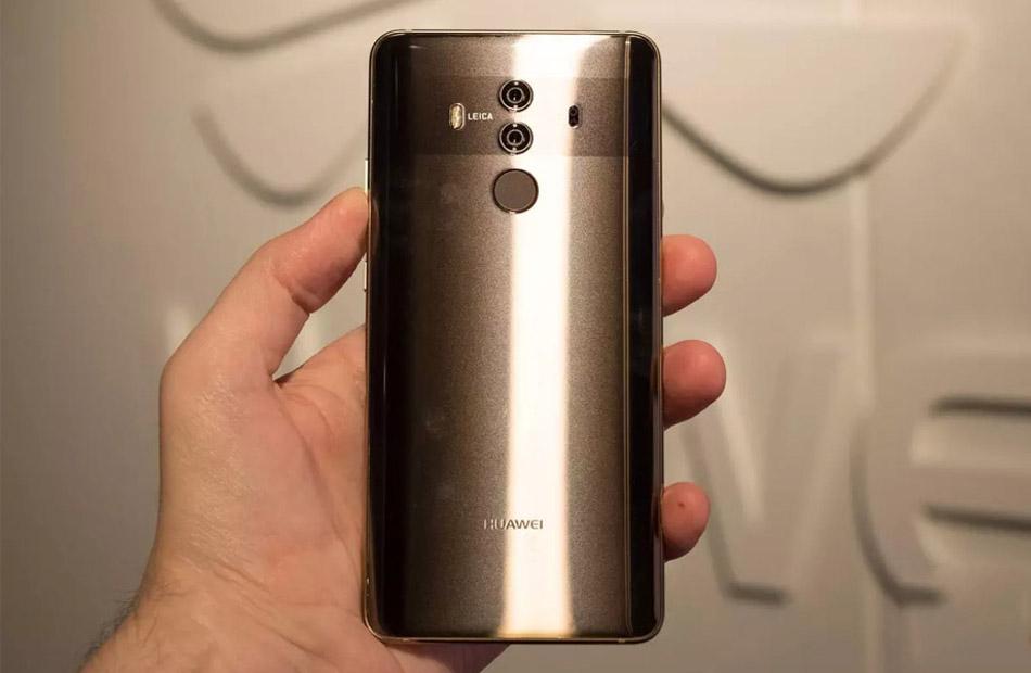HUAWEI Mate 10 5.9 inch Dual Rear Camera 4GB RAM 64GB ROM Kirin 970 Octa core 4G Smartphone