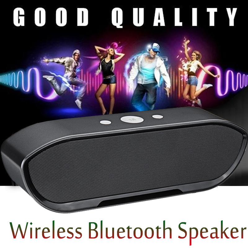 CY-01 Wireless Bluetooth Speaker 3D Stereo TF Card USB Play Outdoors Subwoofer for iPhone Xiaomi 36