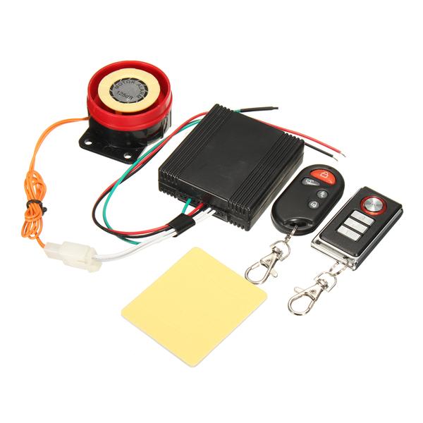 Burglar Alarm Sensors