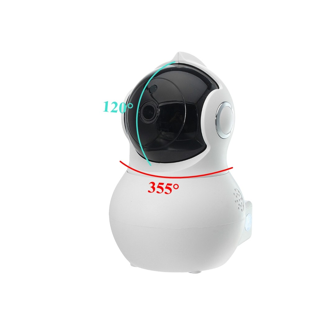 Q8 Home Security 1080P HD IP Camrea Wireless Smart WI-FI Audio CCTV Camera Webcam 19