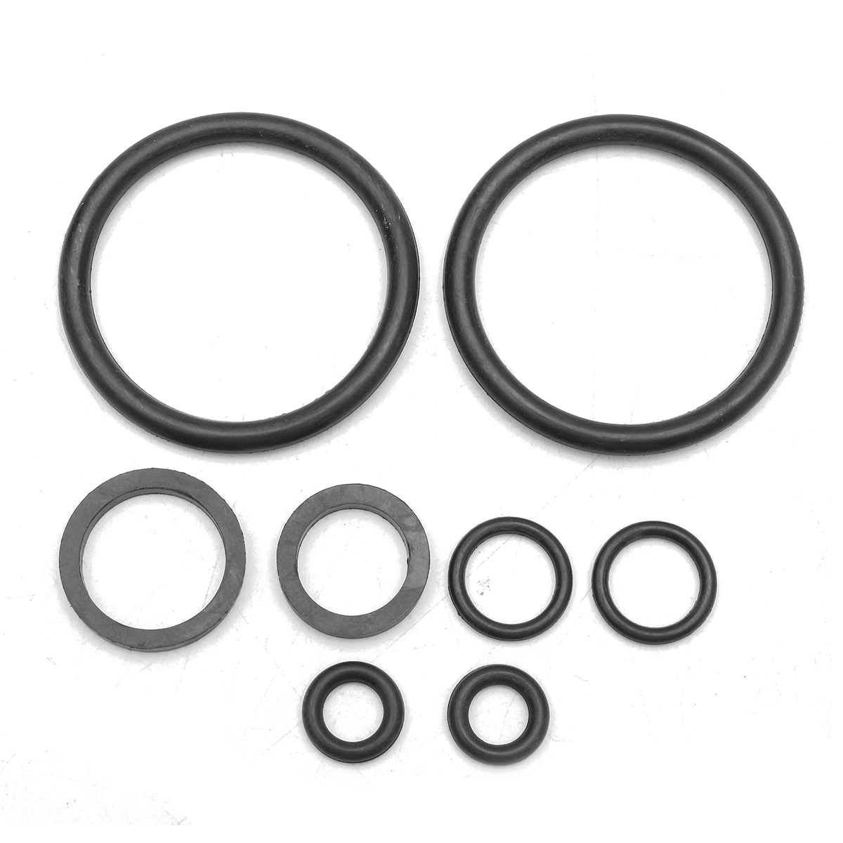 70cc Cylinder Piston Gasket Rings Motor Kit For Atv Honda