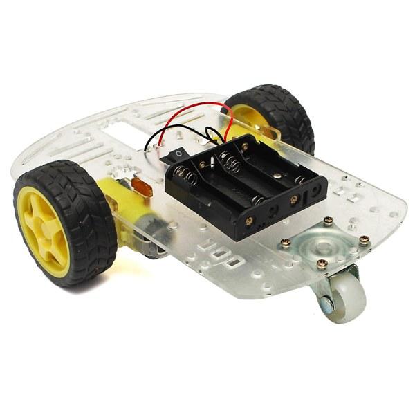 DIY Robot Car Kit | Myanmar Future Science Co , Ltd